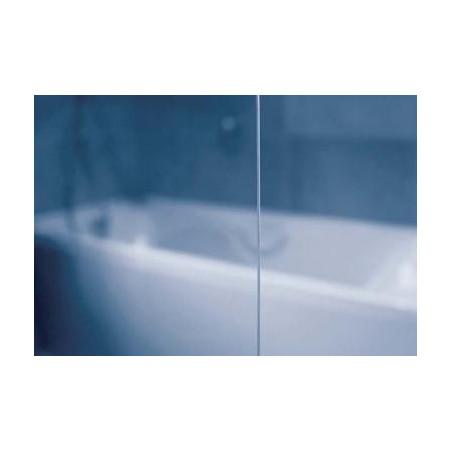 Vonios sienelė VSK2 ROSA 170R TRANSPARENT