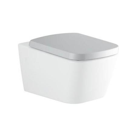 Dangtis WC IDEAL STANDARD SimplyU lėtai nusileidžiantis