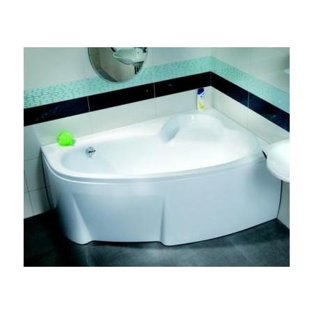 Akrilinė asimetriška vonia RAVAK Asymmetric, 160x105 L