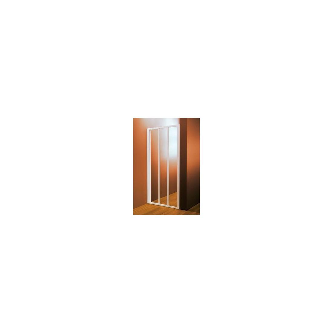 Dušo durys Ravak ASDP3, 80 cm, Transparent
