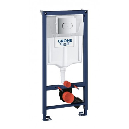 WC rėmas GROHE RAPID SL, 3 in 1