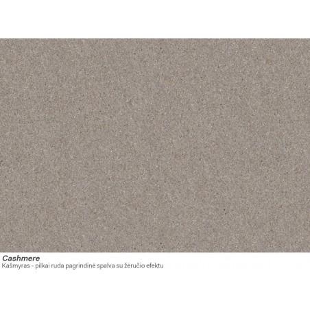 Akmens masės plautuvė Franke Ronda ROG 611-62, ekscentrinis ventilis, Cashmere