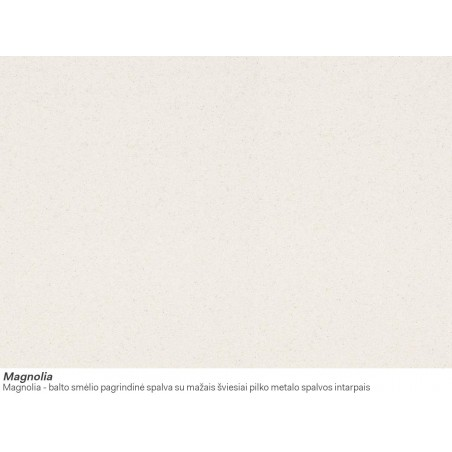 Akmens masės plautuvė Franke Maris MRG 620, Magnolia
