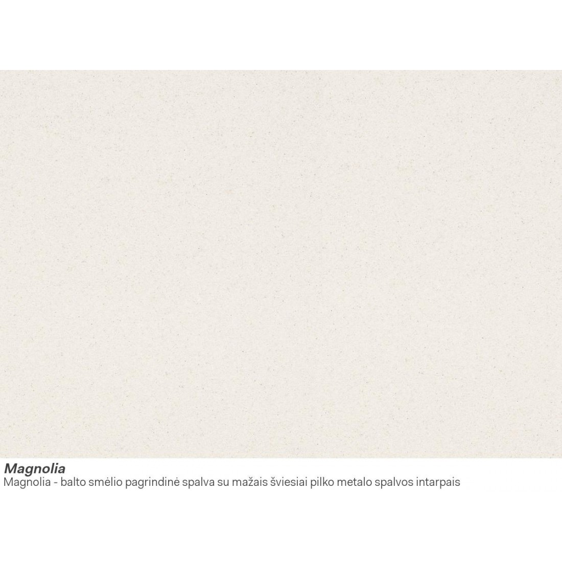 Akmens masės plautuvė Franke Maris MRG 611-100, Magnolia