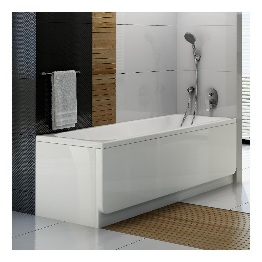 Akrilinė vonia Ravak Chrome, 150x70