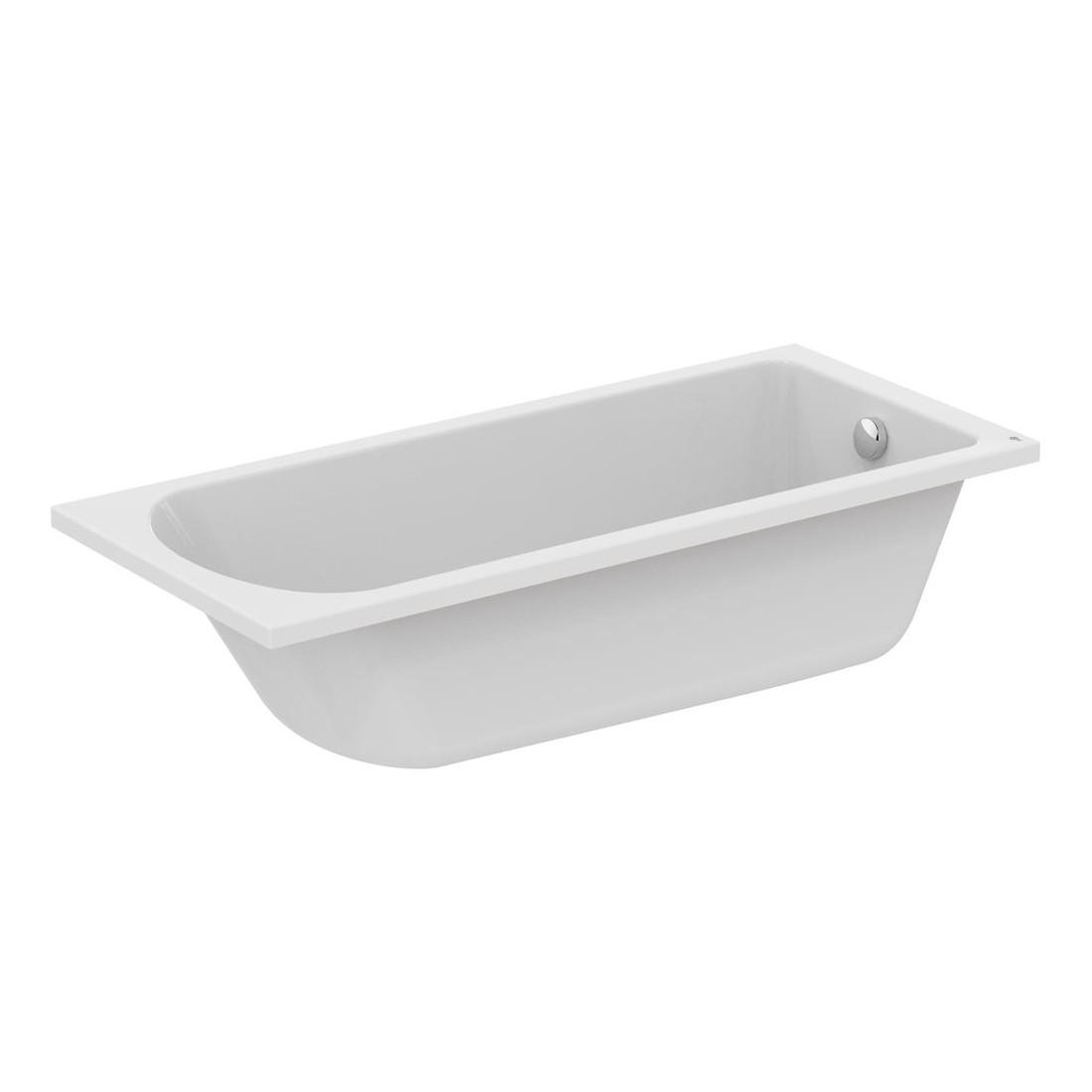 Akrilo vonia Ideal Standard, Hotline, 170x75, įmontuojama