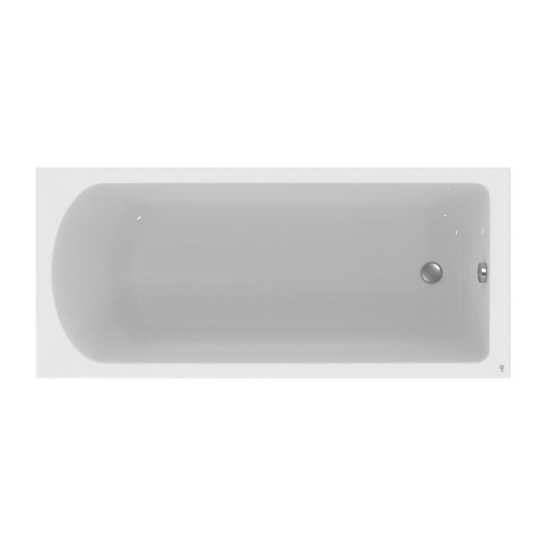 Akrilo vonia Ideal Standard, Hotline, 180x80, įmontuojama