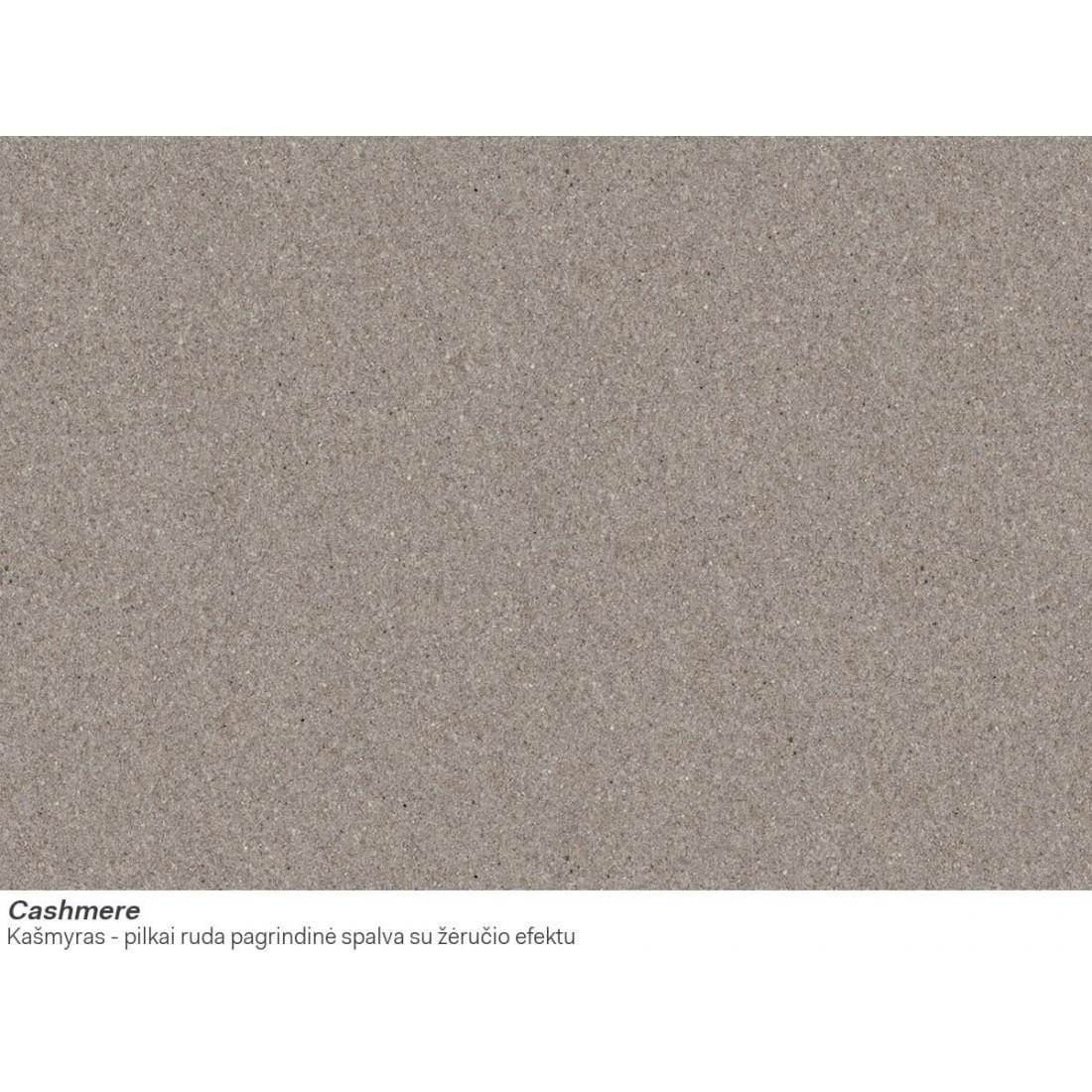 Akmens masės plautuvė Franke Mythos, MTG 611, Cashmere, dubuo dešinėje