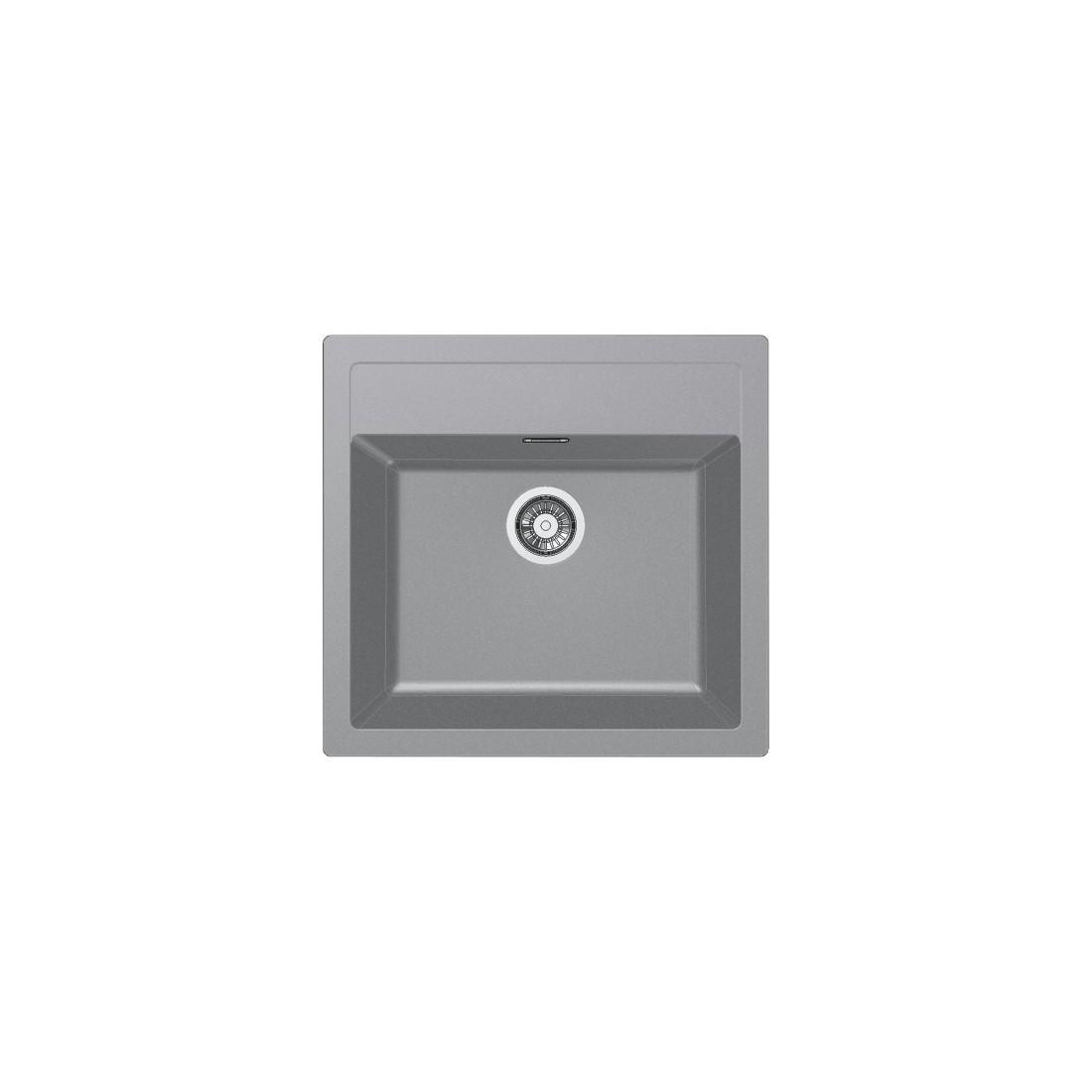 Tectonite plautuvė Franke, Sirius SID 610, Urban grey