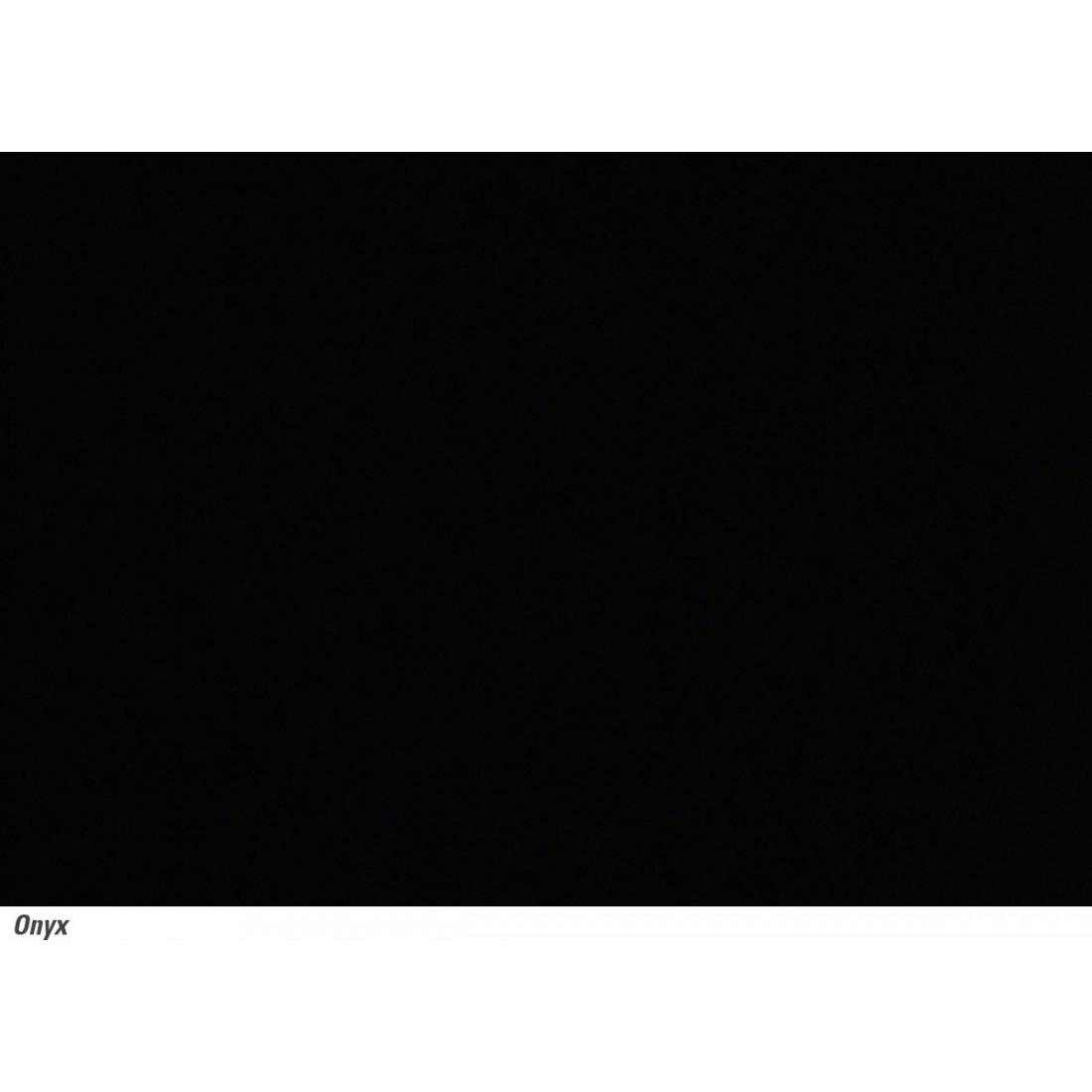 Keraminė plautuvė Franke Mythos, MTK 611-100, Onyx, dubuo kairėje, 2 išgręžtos skylės