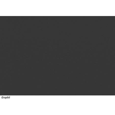 Keraminė plautuvė Franke Mythos, MTK 611-78, Onyx, dubuo dešinėje, 2 išgręžtos skylės