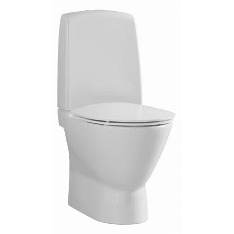 Pastatomas WC Ifo, Spira Art, Rim-free, pajungimas vertikalus