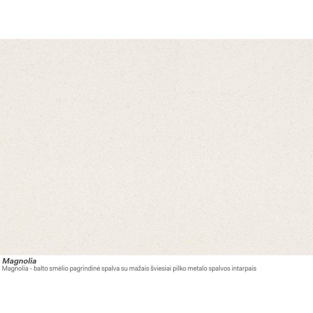 Akmens masės plautuvė Franke Maris, MRG 612-E, Magnolia
