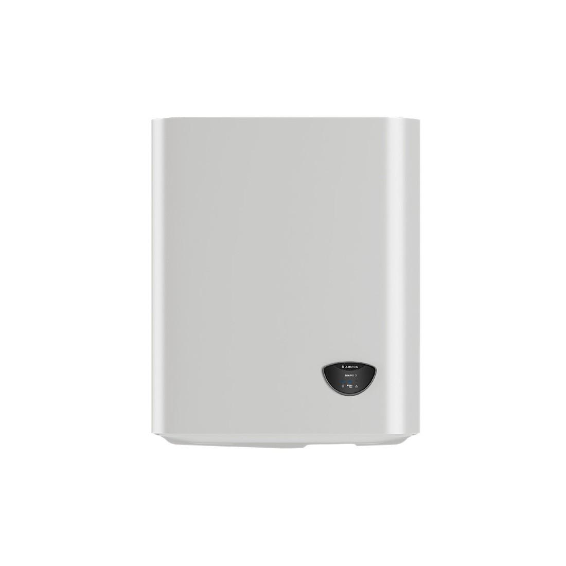 Šilumos siurblys Oras-Vanduo Ariston Nimbus, Flex, 90 S Net 14 kW Φ3, su 180 (177 l) vandens šildytuvu ir Wi-Fi
