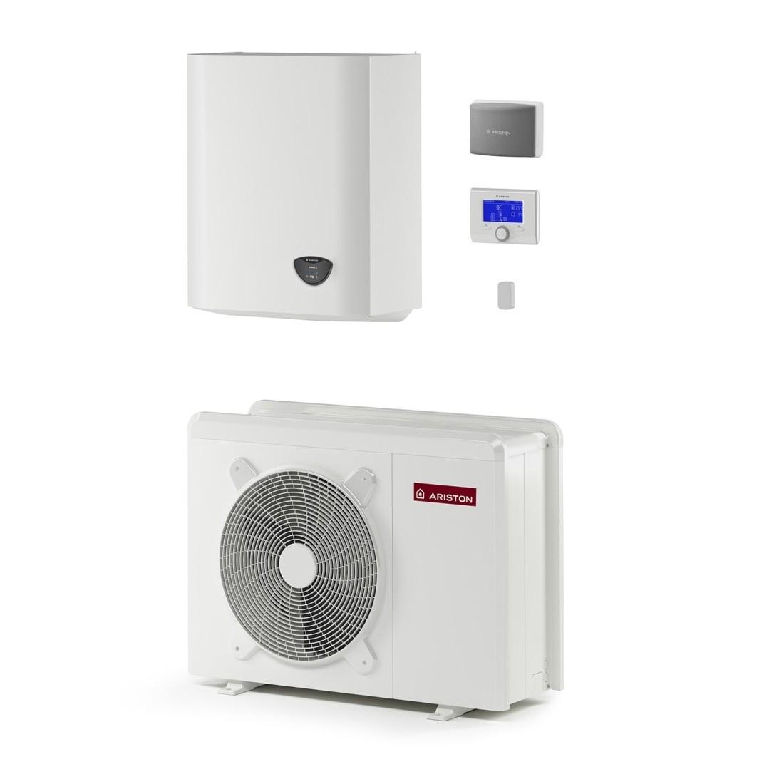 Šilumos siurblys Oras-Vanduo Ariston Nimbus, Plus, 90 S Net 14 kW Φ3, su Wi-Fi