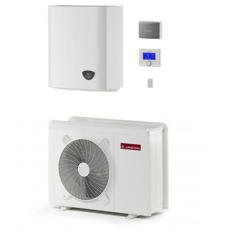 Šilumos siurblys Oras-Vanduo Ariston Nimbus, Plus, 110 S Net 16.74 kW Φ3, su Wi-Fi