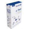 Kludi Pure & Easy maišytuvų rinkinys 7v1 dušo sistema