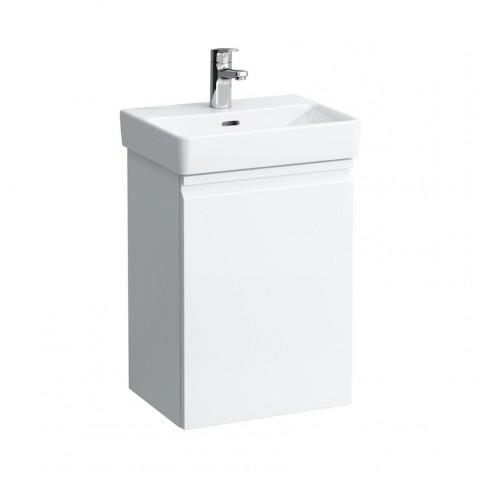 Vonios spintelė PRO S 41,5x32, balta blizgi