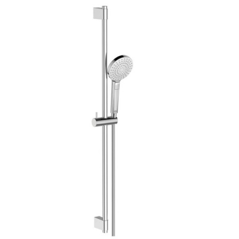 Dušo komplektas Ideal Standard IdealRain, Evo Round, 110mm. dušo galvutė, ilgas