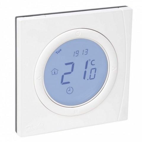 Program. patalpos termost., WT-P 230, įleidž. į sieną, 230V/50Hz, temp. ribos 5-35C, 3(1)A/230V AC