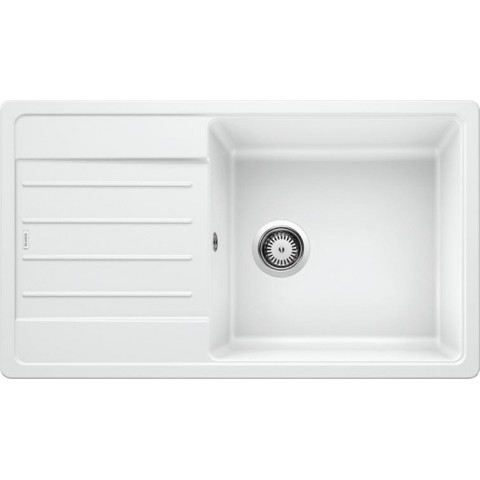 Plautuvė BLANCO LEGRA XL 6 S, balta spalva