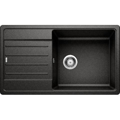 Plautuvė BLANCO LEGRA XL 6 S, juoda spalva
