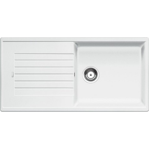 Plautuvė BLANCOZIA XL 6S, 1000x500 mm, baltos spalvos