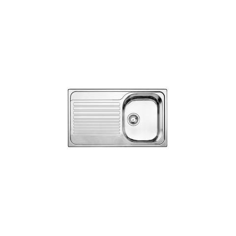 Plautuvė BLANCOTIPO 45S, 860x500 mm, nerūdijantis plienas