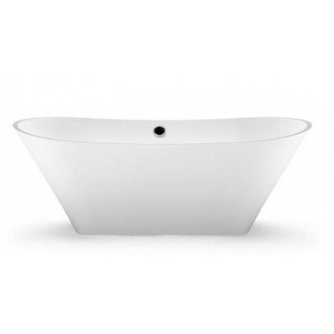 Akmens masės vonia Belisana1 1785x780 mm, balta