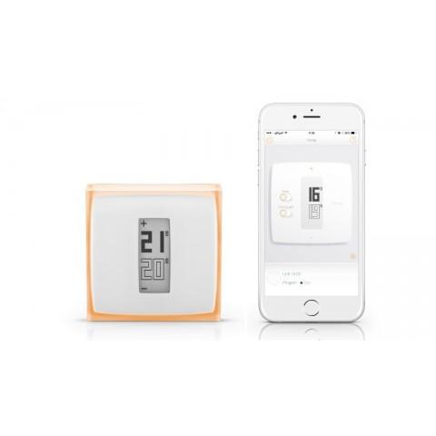 Bevielis išmanusis termostatas SMART NTH-PRO Netatmo