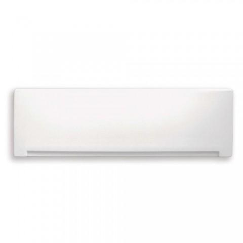 Priekinė panelė voniai Vanessa Neo 140 balta (su montav. kompl. M9500)