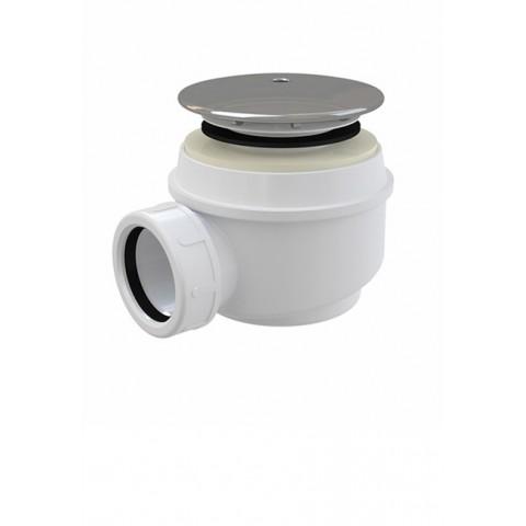Dušo padėklo sifonas A47, Ø 50/60 chromas/plastikas