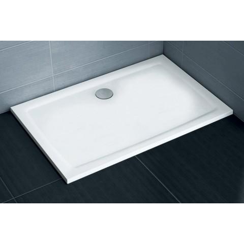 Lietas dušo padėklas Ravak Gigant Pro Flat, 120x80 baltas