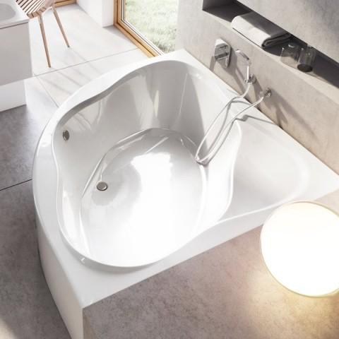 Kampinė vonia Ravak NewDay, 150x150