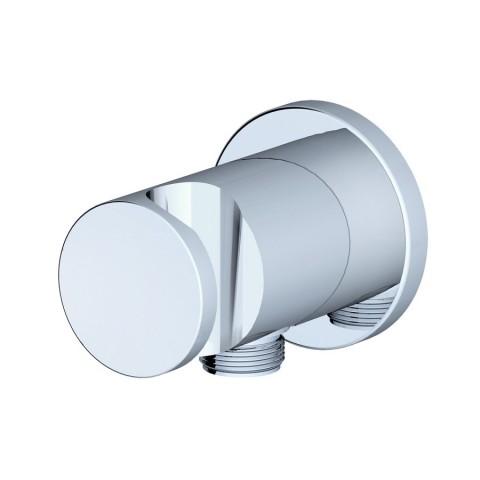 Sieninė dušo jungtis Ravak, 706.00 su laikikliu