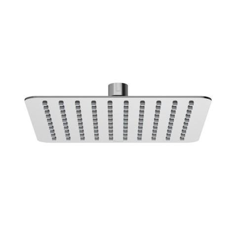 Stacionari dušo galva Ravak Chrome, kvadratinė 200 mm