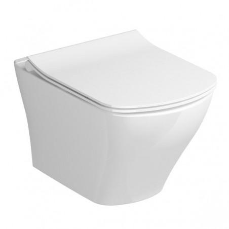 WC dangtis Ravak, Classic Slim