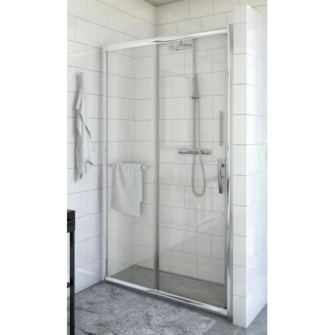 Slankiojančios durys PXD2N 1200/2000 LH/Transparent