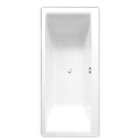 Stačiakampė akrilinė vonia SAVONA 1700x800 mm, balta