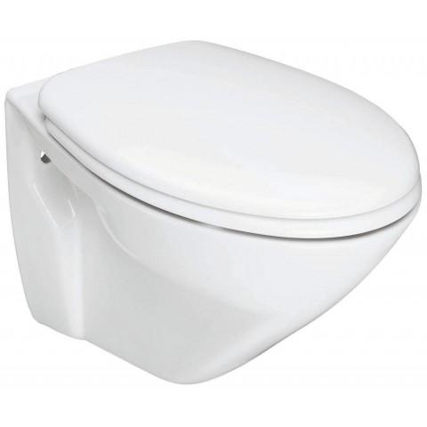 Pakabinamas unitazas CETUS (370x535x370mm), baltas