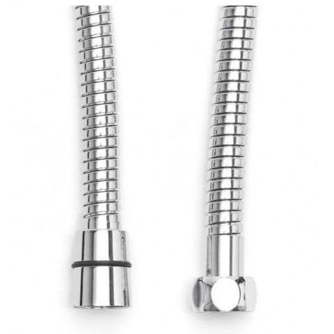 Dušo žarna Optima, S-LINE, 150cm, metalinė rifliuota