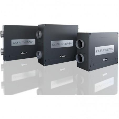 Rekuperatorius Duplex 400 EASY 430 m³/h (Automatika, Bypass, apsauga nuo šalčio) be pultelio