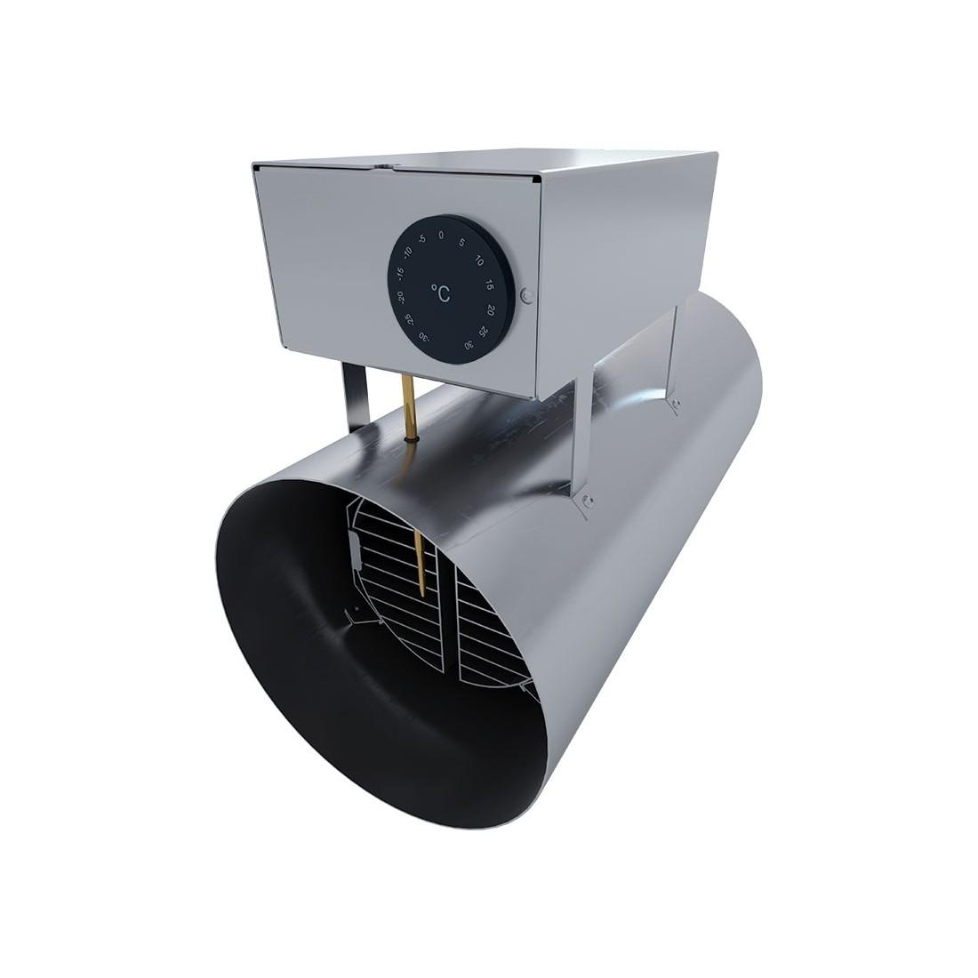 EPO-PTC160/0,7 Oro pašildytuvas  Maks 0,7kW