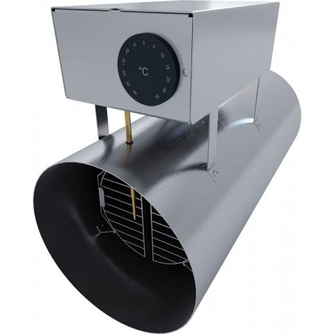 EPO-PTC160/1,7 Oro pašildytuvas, maks 1,7kW