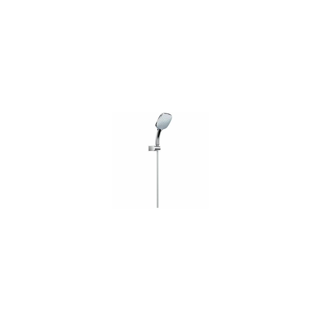 Dušo komplektas Ideal Standard IdealRain, Cube M1, galvutė 100 mm